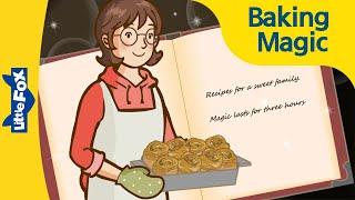 Baking Magic | Stories for Kids in English | Social Studies
