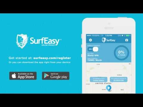 vpn : Surf Easy