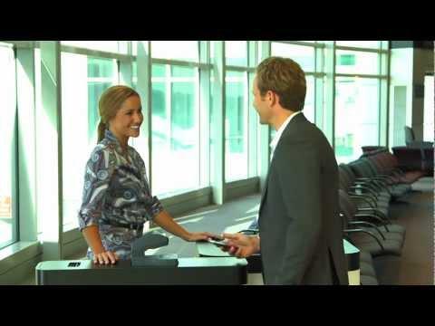 Qantas mobile check-in
