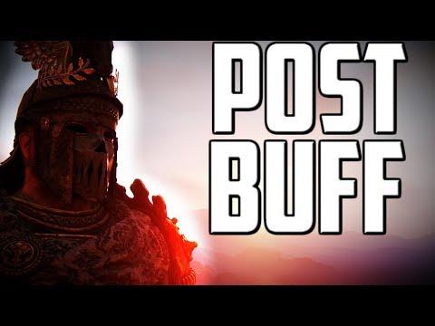 For Honor Centurion Season 5 PostBuff Duels