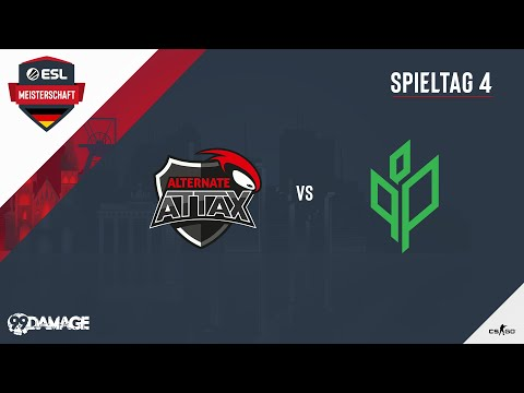 VOD: aTTaX vs Sprout - ESL Meisterschaft Winter 2019 - G2