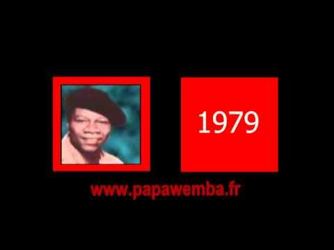 Papa Wemba et Viva la Musica - Ile de Gorée (1979)