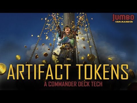 Artifact Token Themed Commander Deck Tech