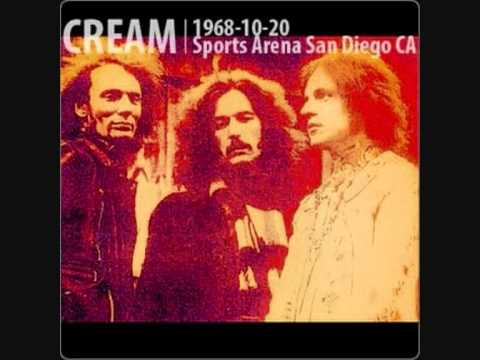 CREAM : SAN DIEGO 1968 : SPOONFUL . - YouTube