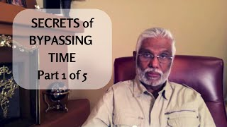 Timeline Jumping Secrets: Dr. Pillai's Secrets of Bypassing Time, New York City, Video 1of 5