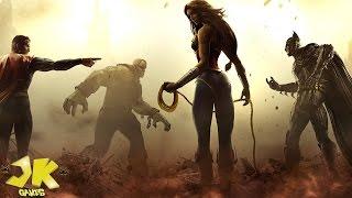 Injustice: Gods Among Us partida online [JK Games]