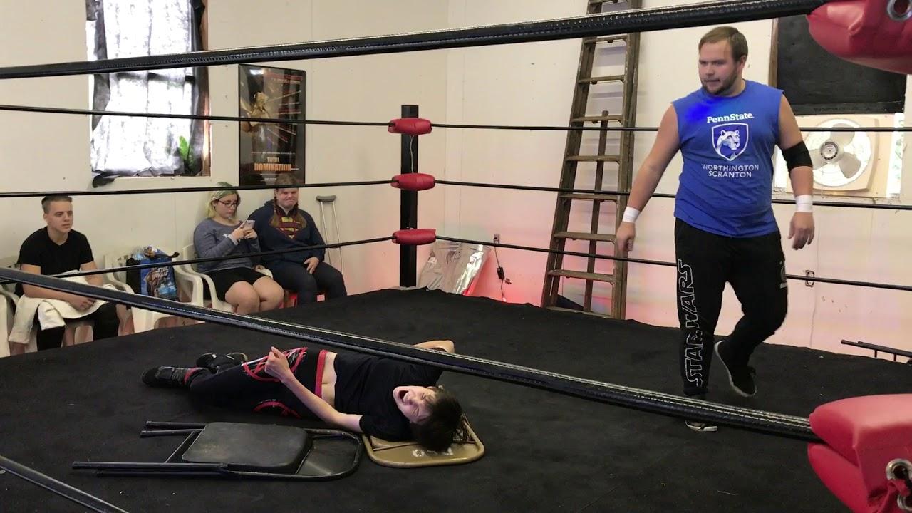 (Dominating Backyard Wrestling) Danger Zone 2017 JJ ...
