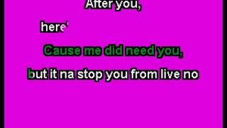 Tanya Stephen - After you (Lyrics)