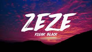 Kodak Black ZEZE feat Travis Scott amp Offset 1 HOUR LOOP