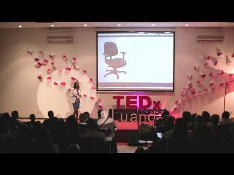 Let's go to Palanca? | Sheila Antunes | TEDxLuanda