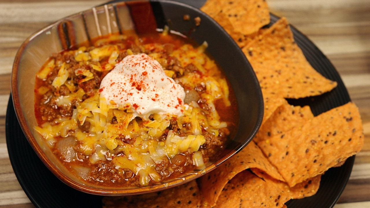 Low carb texas chili recipe slow cooker recipes cooking channel low carb texas chili recipe slow cooker recipes cooking channel beef chilli dinner forumfinder