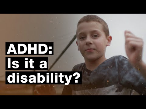 ADHD: Is it a disability?
