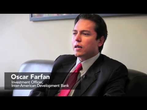 Interview with the Inter-American Development Bank