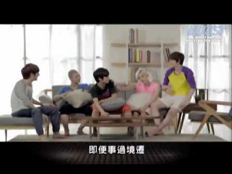 [Vietsub] Warner Music Taiwan Smash Hits - Not Over You [NUEST-VN.COM]