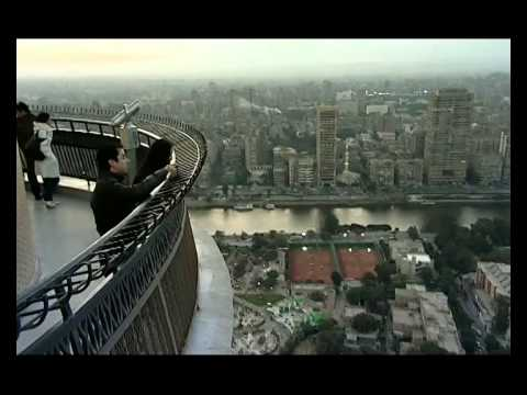 Cairo tower film