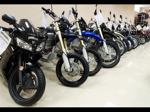 Мотоциклы Racer Рейсер Полный модельный ряд мотоциклов