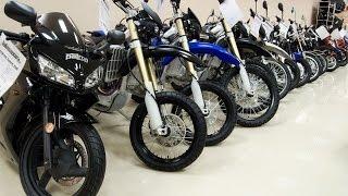Как покупать новый китайский мотоцикл?