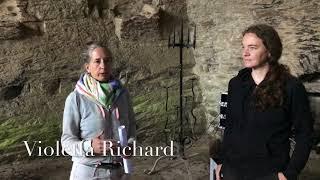 """""""Castle Echos"""": Klangwelten im Tonnengewölbe auf Burg Rheinfels"""
