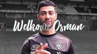 Mohammed Osman: dag 1 in Almelo