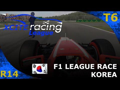 XRL Tier 6 Round 14 Korea