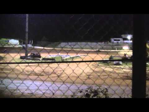 Gator Motorplex 6/7/15   1st restart