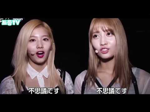 [TWICE] 日本語勉強したサナとモモ
