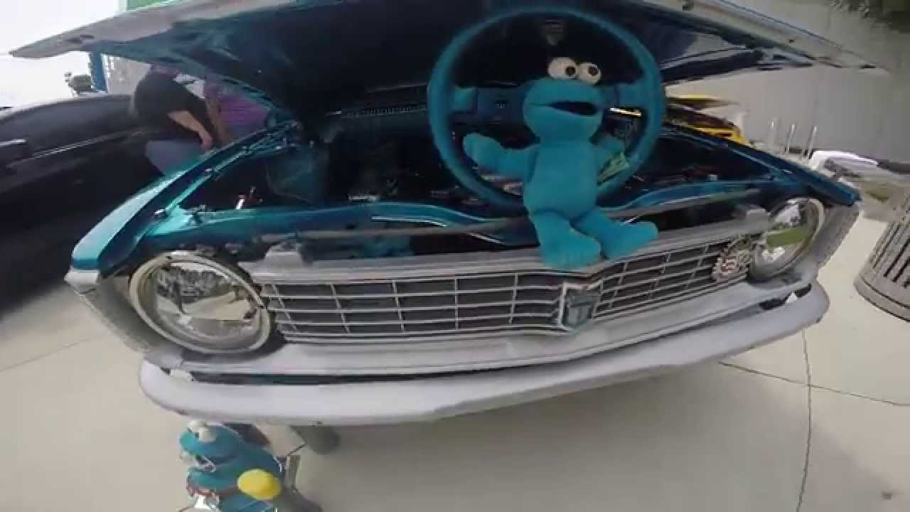 SBN 2015 - Cookie Monster makes a comeback with this old school ride ...