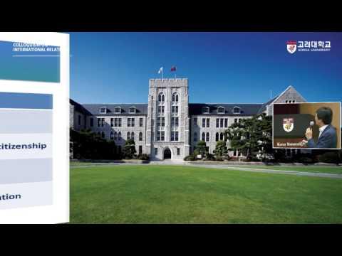 [고려대학교 Korea University] New Global Environment and Importance of Human Rights in Development Plan
