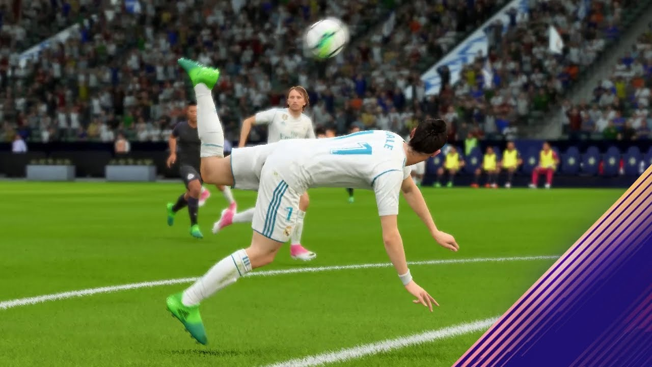 How to scorpion kick in fifa 18 champions league manager mode fifa 11