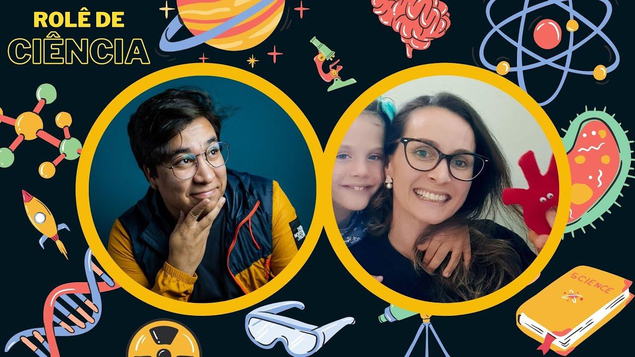 Maternidade e Carreira feat. Maternidade Com Ciência   ROLÊ DE CIÊNCIA
