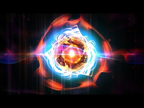 60FPS Plasma Twirl Space Flare Effect 1080p Animation Background Video thumbnail