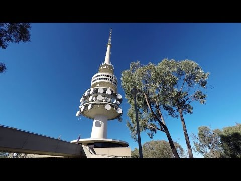 May 2015 Canberra Road Trip - Canberra - Telstra Tower