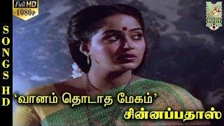 வானம் தொடாத மேகம் | Chinnappadas Songs HD | Sathyaraj, Radha | Ilayaraja | Touring Talkies