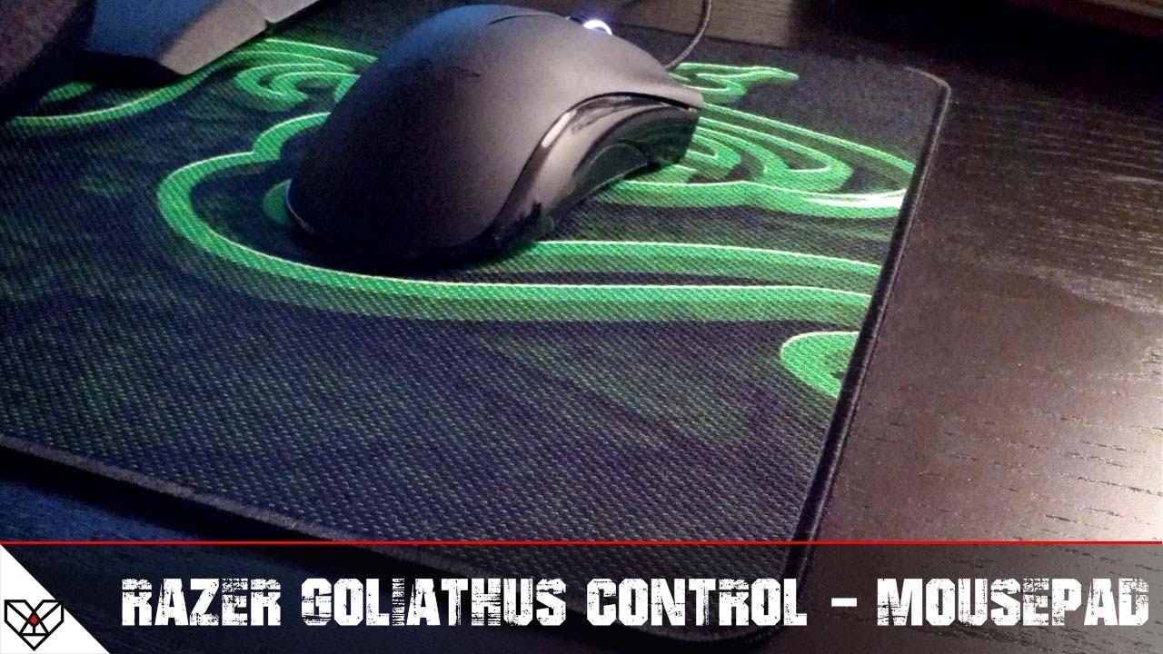 Razer Goliathus Control Soft Gaming Mousepad (INDIA)