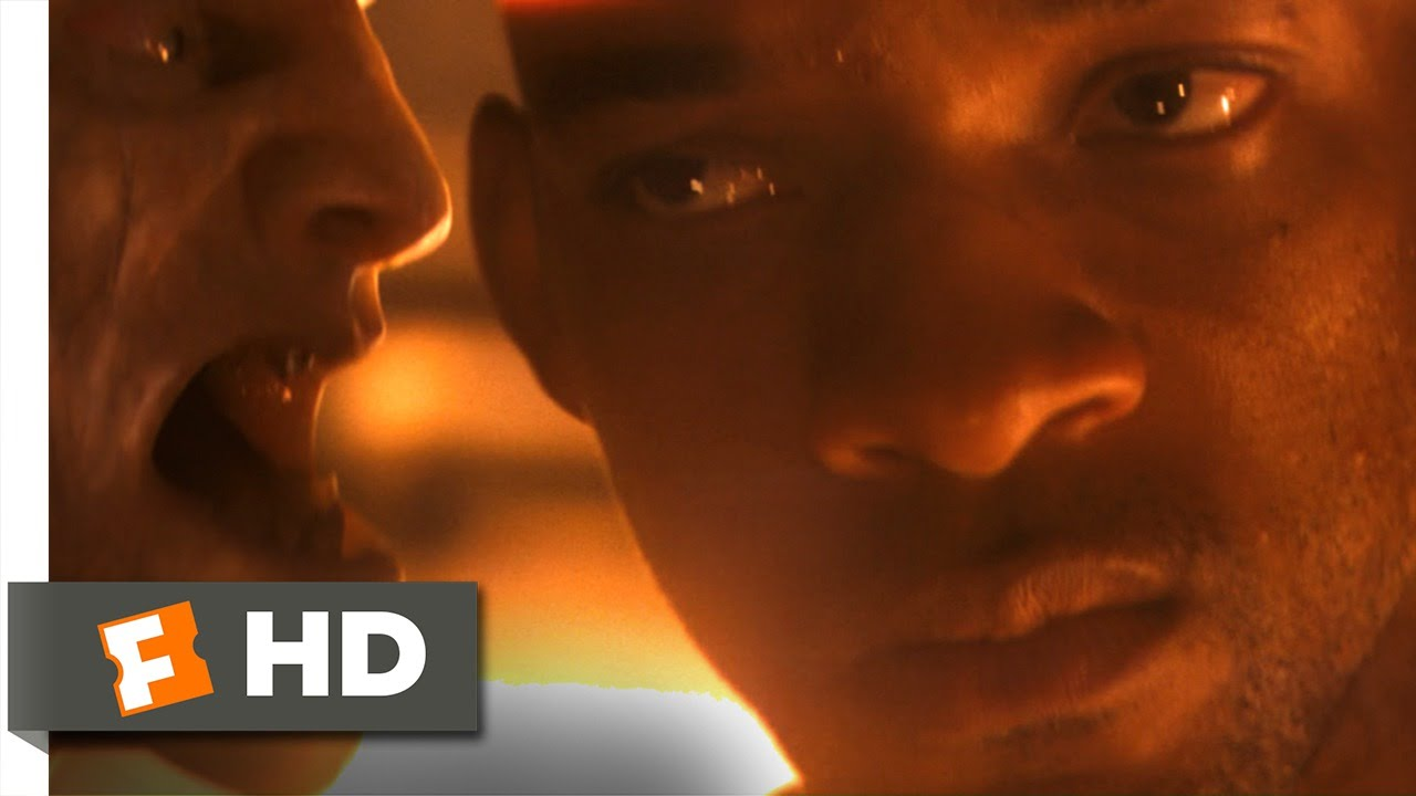 i am legend movie clip alternate ending hd