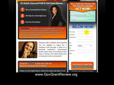 how to get government grants for housing