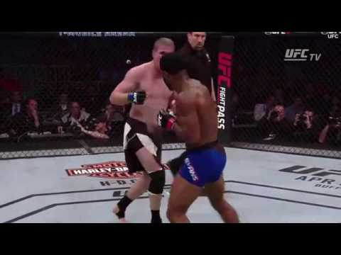 Amazing Tough Dan Kelly vs Rashad Evans highlights