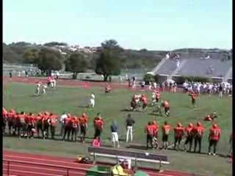 Landon vs McDonogh Football (Rudy Johnson)