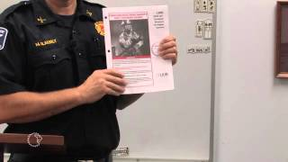 Chapter 1 Personal Responsibility of the Individual Fire Fighter