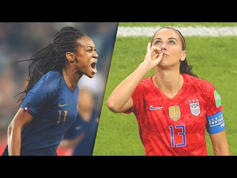 Women's World Cup 2019 | Best Goals !