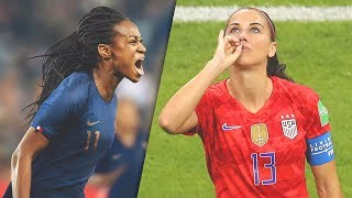 Women's World Cup 2019 | Best Goals !