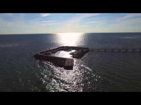 Arnager Havn på Bornholm