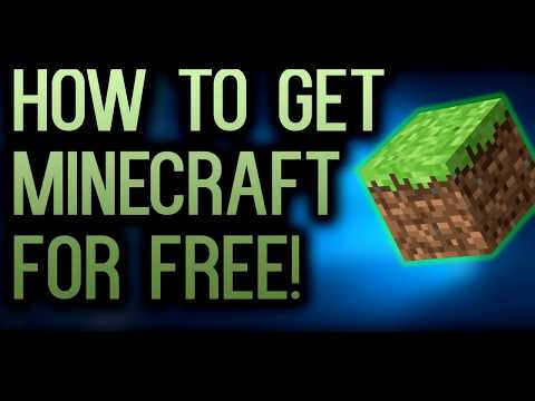 HOW TO GET MINECRAFT FULL VERSION COMPLETELY FREE!!