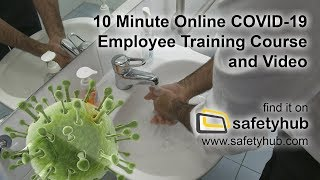 Coronavirus and COVID-19 Prevention and Management - Employee Workplace Training Preview
