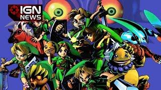 Changes Coming For The Legend Of Zelda: Majora
