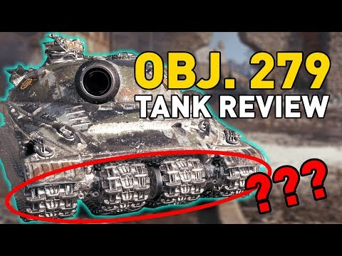 World Of Tanks || Object 279 (e) - Tank Review