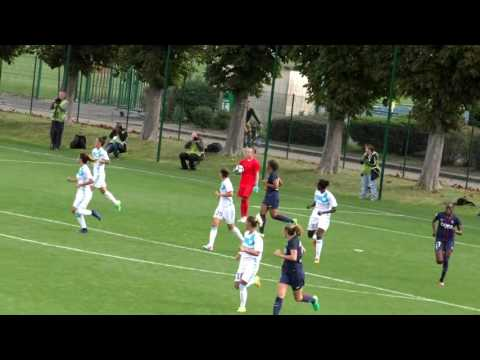 D1F J2 Paris Saint Germain - Olympique Marseille