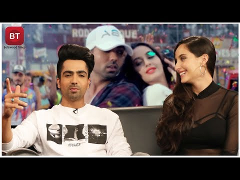 Hardy Sandhu Reveals Why He Chose Nora Fatehi Over Other Actresses