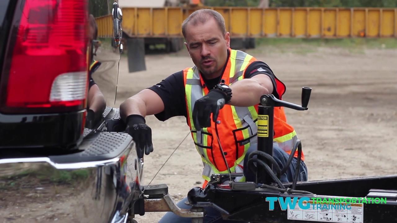 Electric Trailer Brake Test
