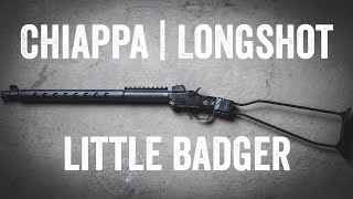 ChiappaLittle Badger | LongShot Mfg. Build and Review